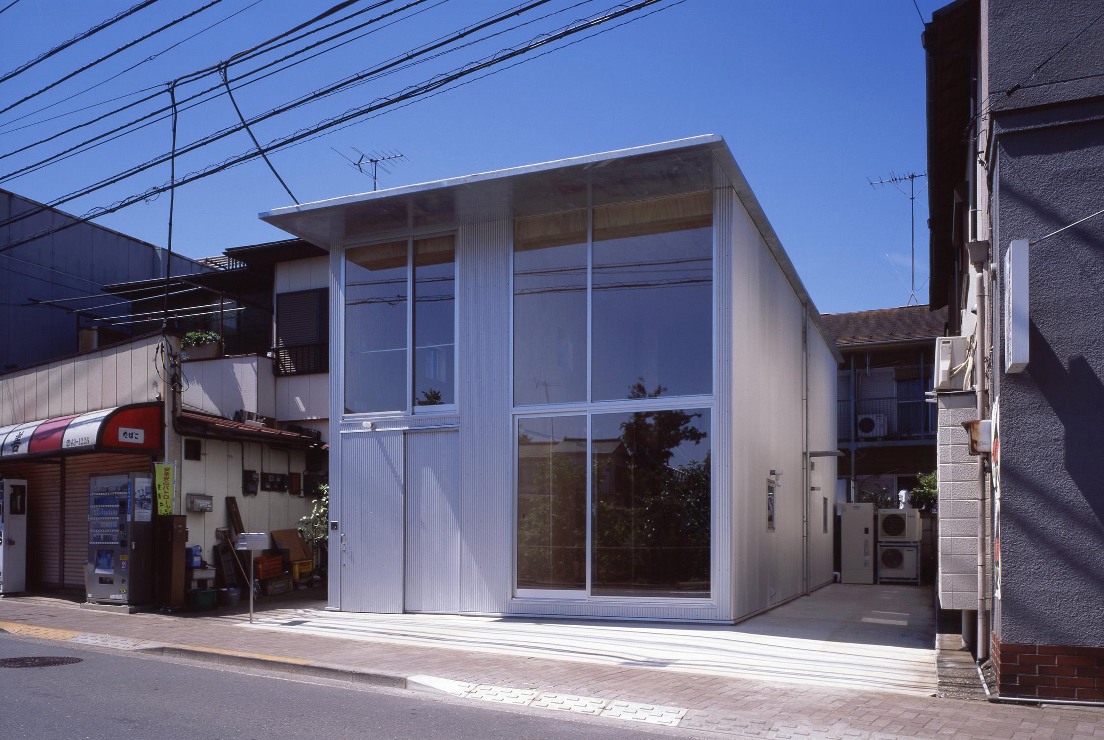 Tube House No1 – ArcDog
