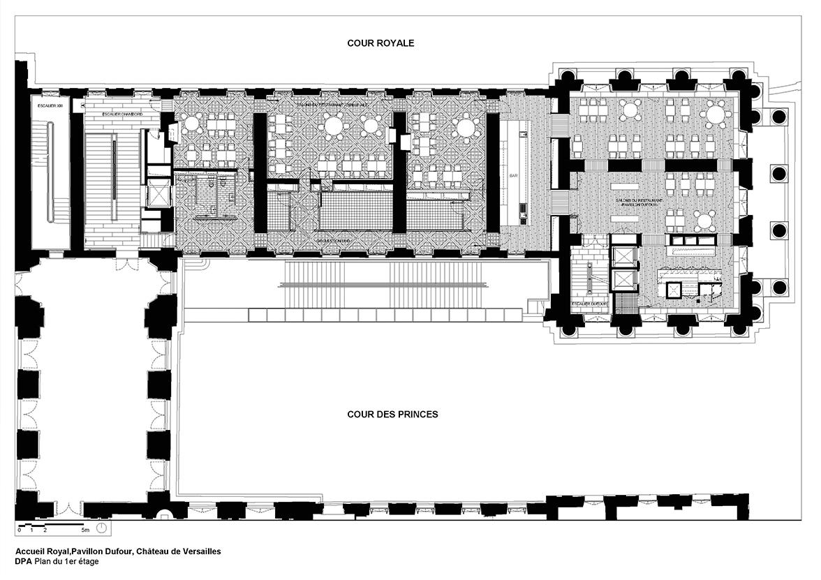 Versailles Dufour_Carnet de plan 2