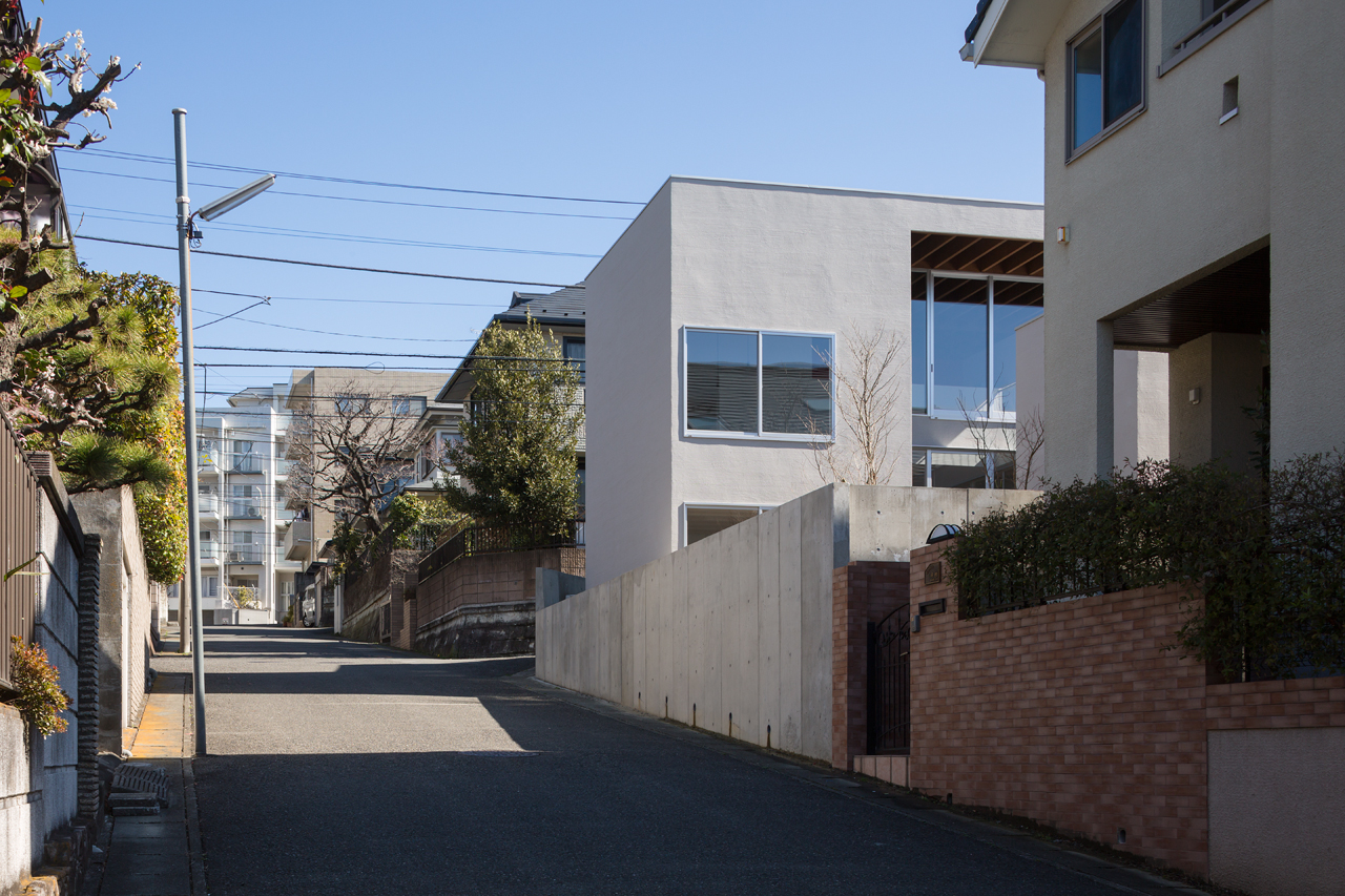 House in ozenji steemit for Architect associates