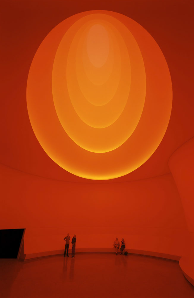 James Turrell, 06/21/2013 - 09/25/2013, SRGM New York