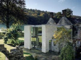 0 [cover] Eric Parry Architects, Old Wardour House, Wiltshire (1990-2005), rehabilitation (Photography by Nick Kane)