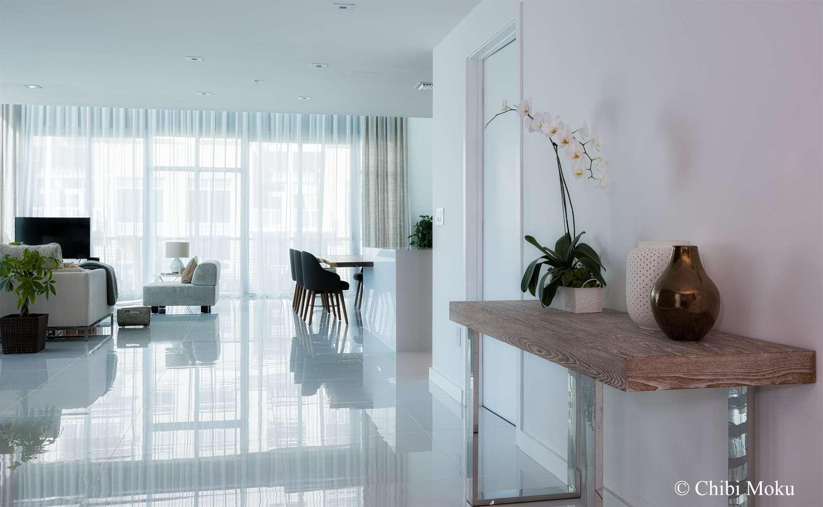 Mila Design   Penthouse 7 at 4 Midtown   Miami, FL – ArcDog