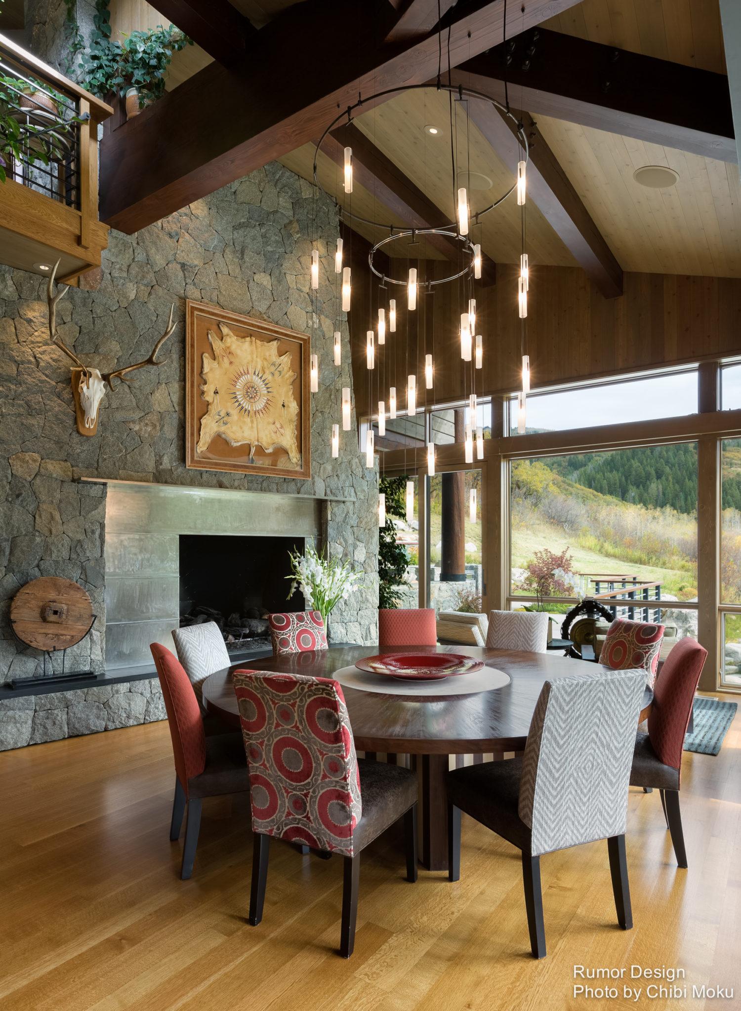 Rumor Design Graystone Canyon Steamboat Springs CO ArcDog
