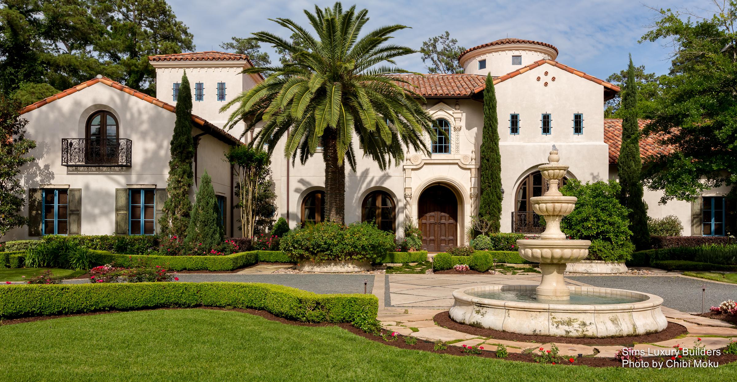 Sims Luxury Builders Villa De Encanto